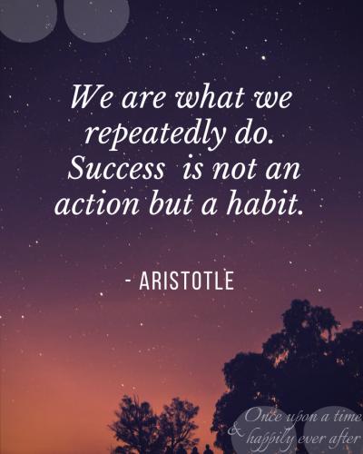 10 Daily Habits
