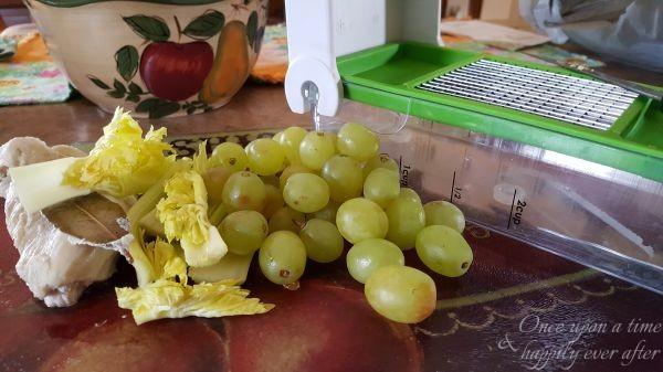 asty Tuesday: Skinny Chicken Salad
