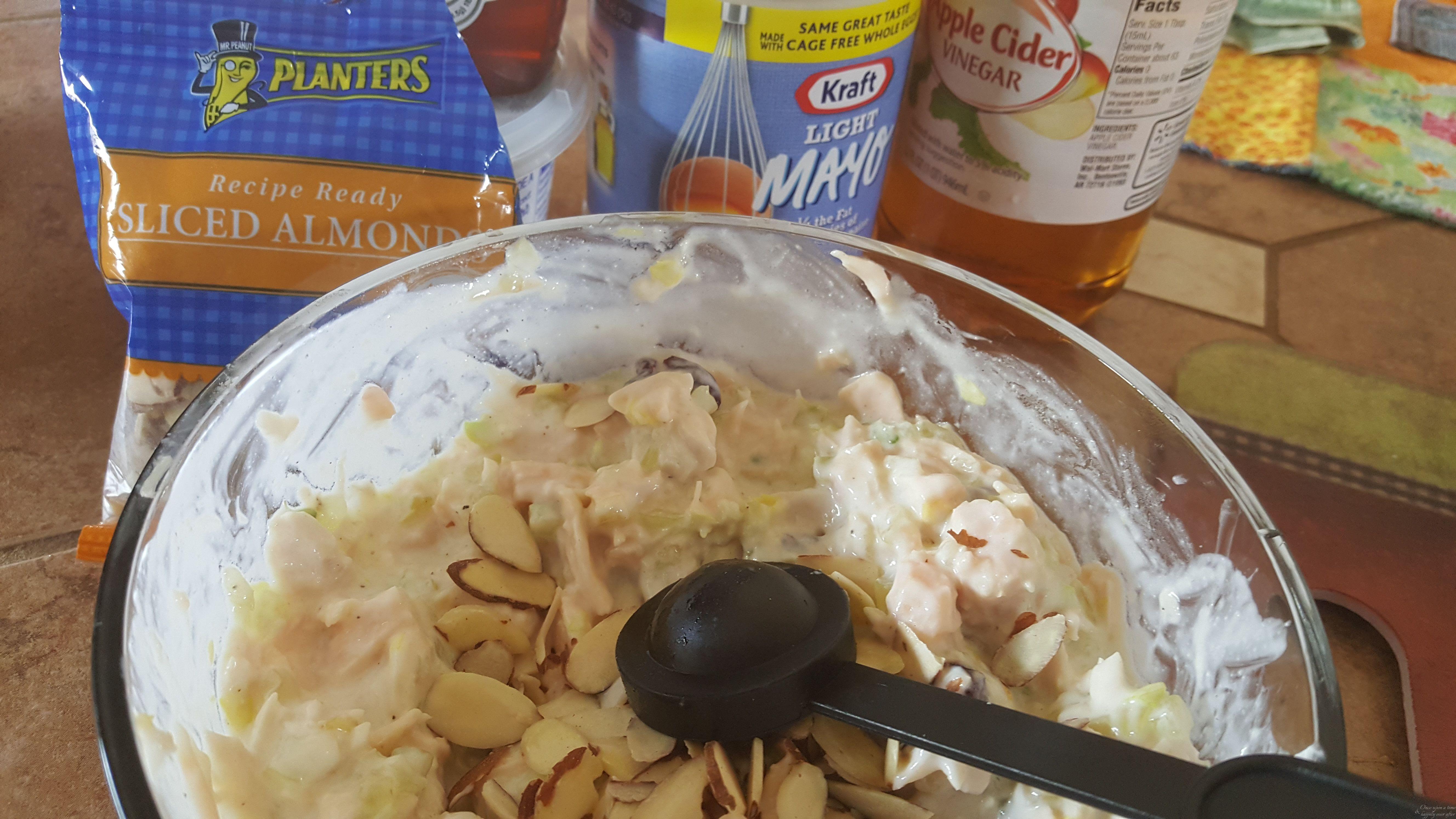 Tasty Tuesday: Skinny Chicken Salad