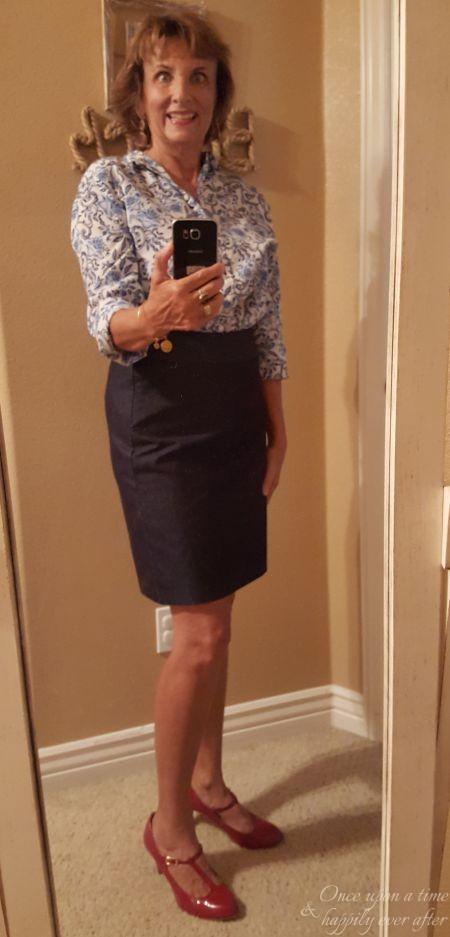 My Fashion Haus: Sub Librarian Looks, 9.14.2017