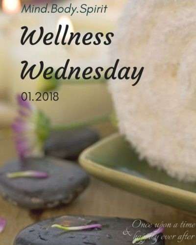 Wellness Wednesday, 01.2018: A Year's Worth of Wellness Goals