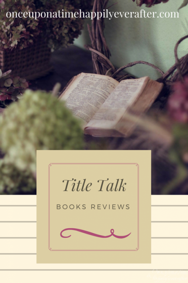 Title Talk, 03.2018: Book Girl Magic Reading Challenge
