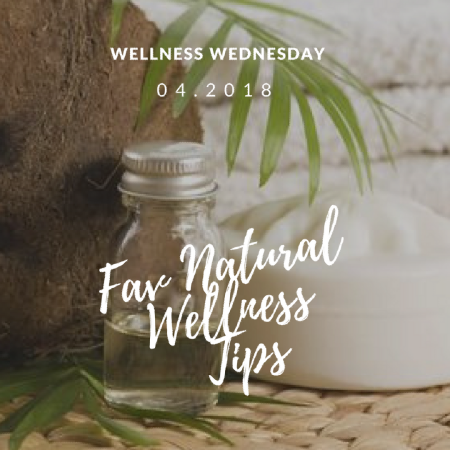 Wellness Wednesday 04.2018