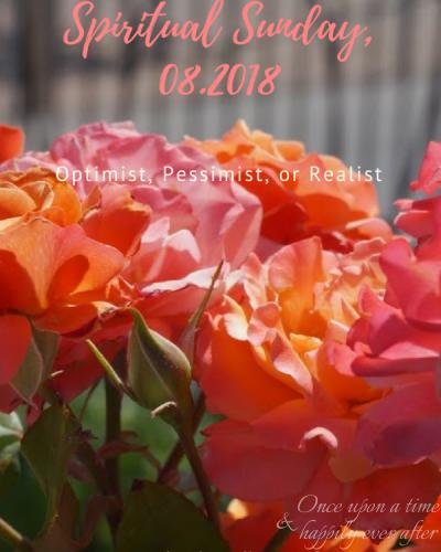 Spiritual Sunday, 08.2018