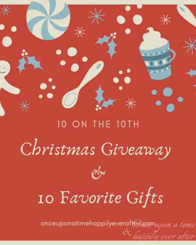 10 Favorite Gifts