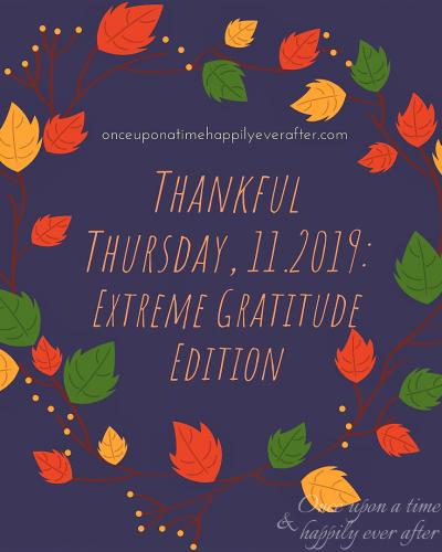Extreme Gratitude