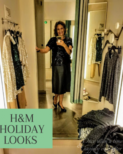 H&M Holiday Looks