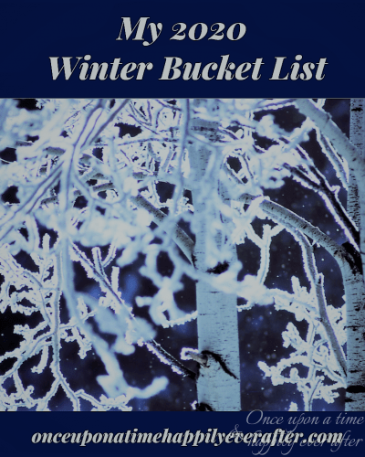 2020 winter bucket list