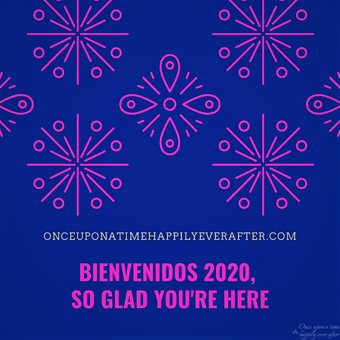 Bienvenidos 2020