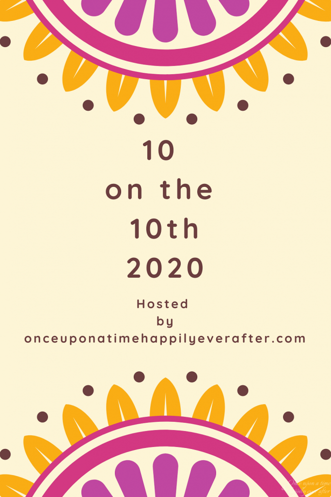 Questions for March's 10 on the 10th Post