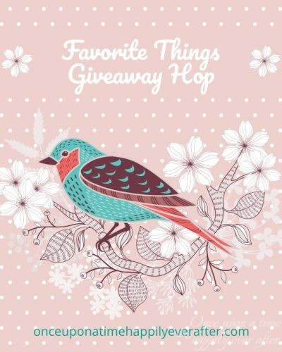 Favorite Things Giveaway Hop