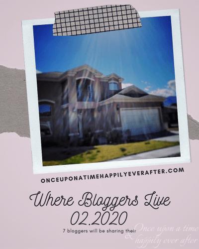 Where Bloggers Live 02.2020