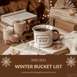 Your 2020-2021 Winter Bucket List Invite