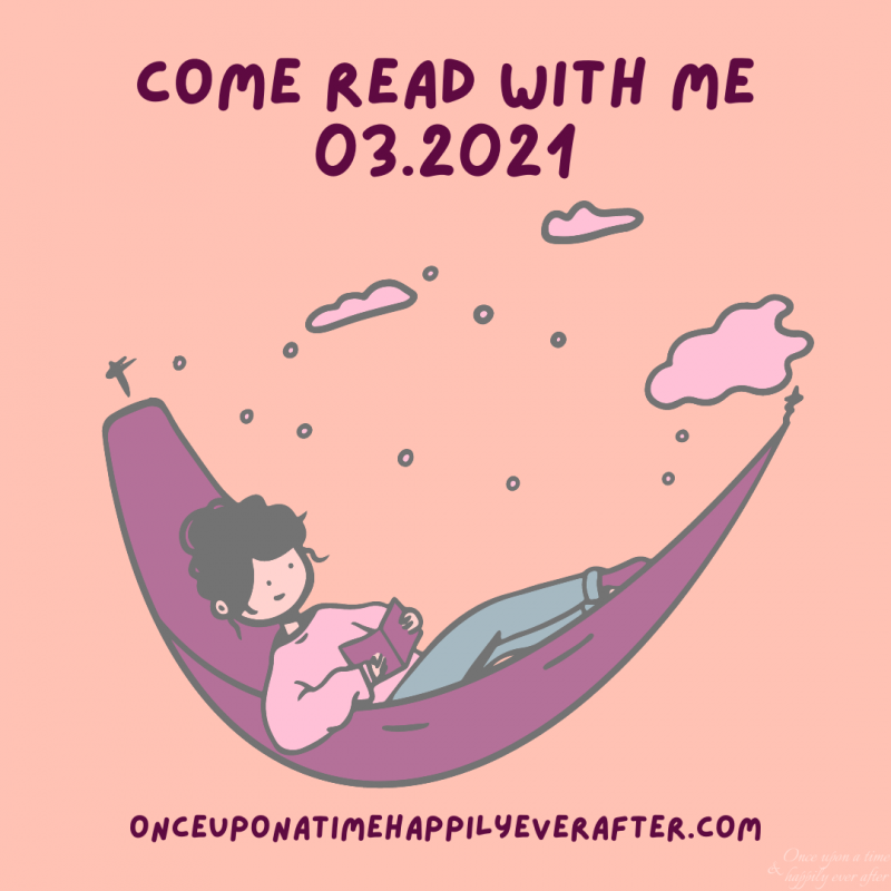 Come Read With Me 03.2021