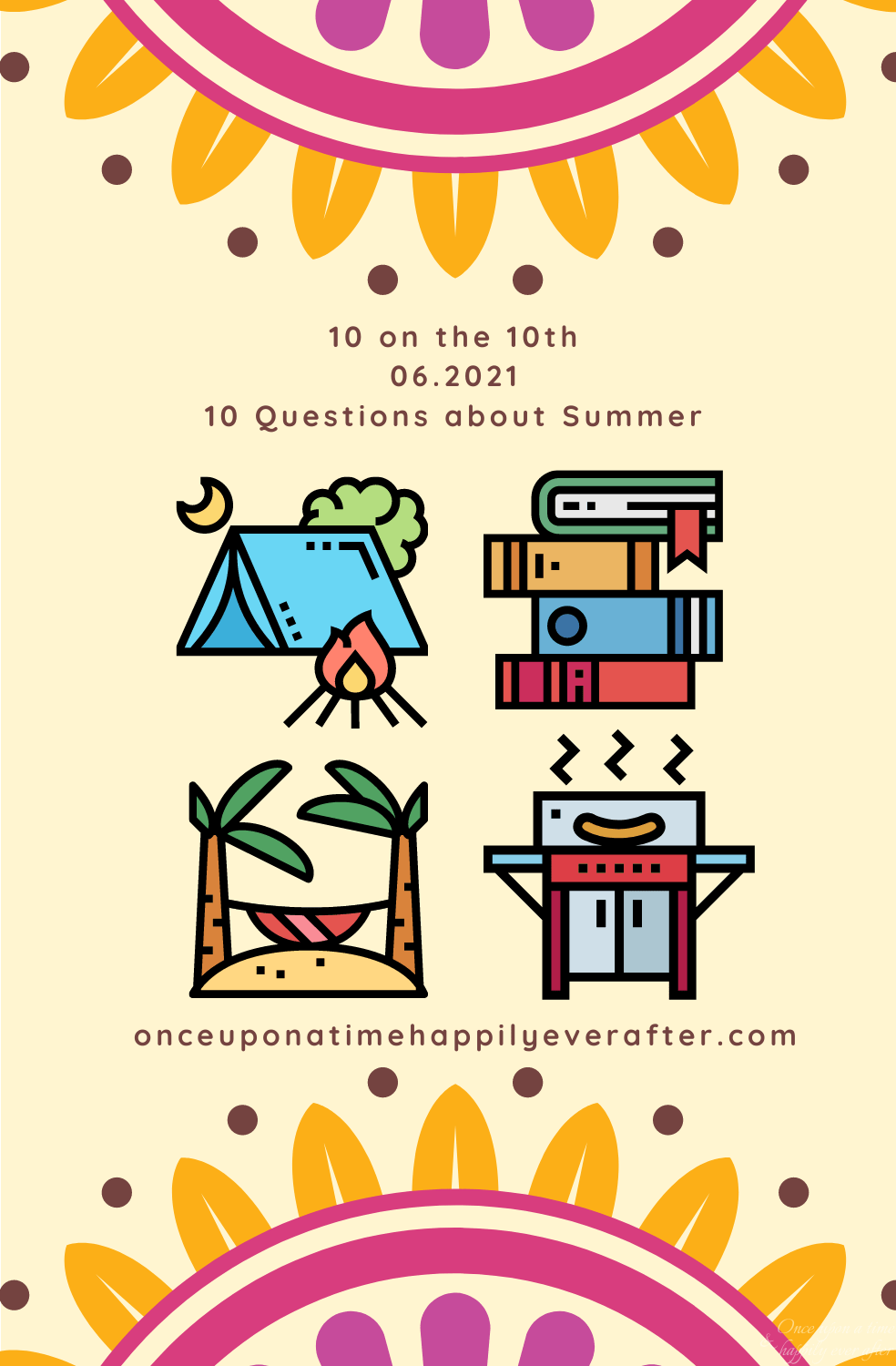 10 Questions About Summer: