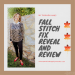 Fall Stitch Fix Reveal and Review:  My Fashion Haus
