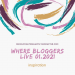 Where Bloggers Live 01.2021: Inspiration