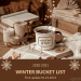 Update 01.2021: My Winter Bucket List