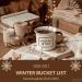 Update 02.21.2021: My Winter Bucket List